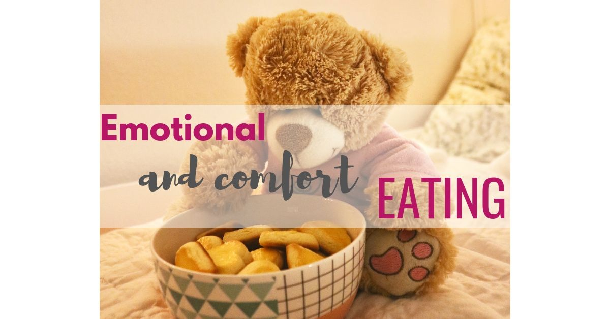 Emotional and comfort eating