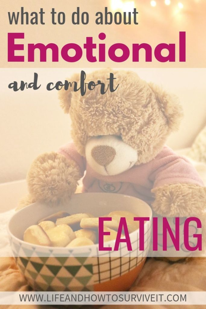 what to do about emotional and comfort eating