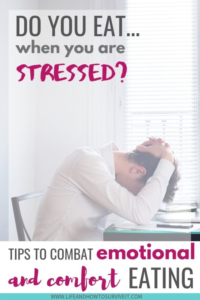 do you eat when you are stressed?