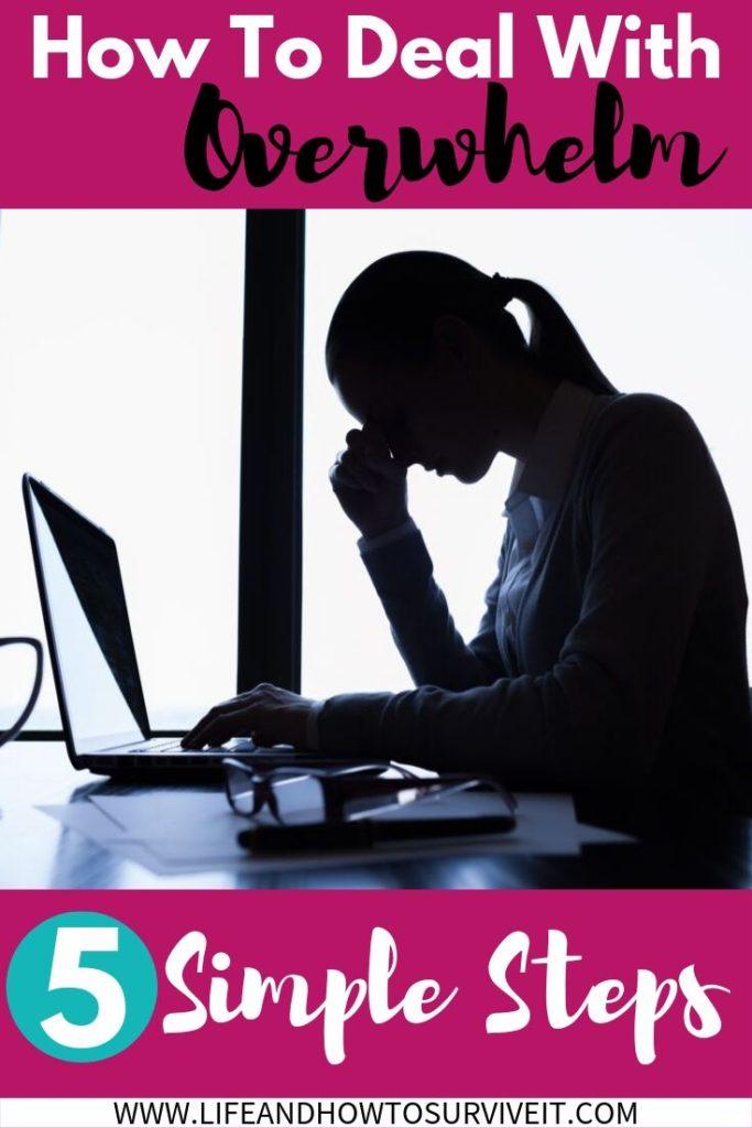 Feeling overwhelmed? 5 simple steps to regain control