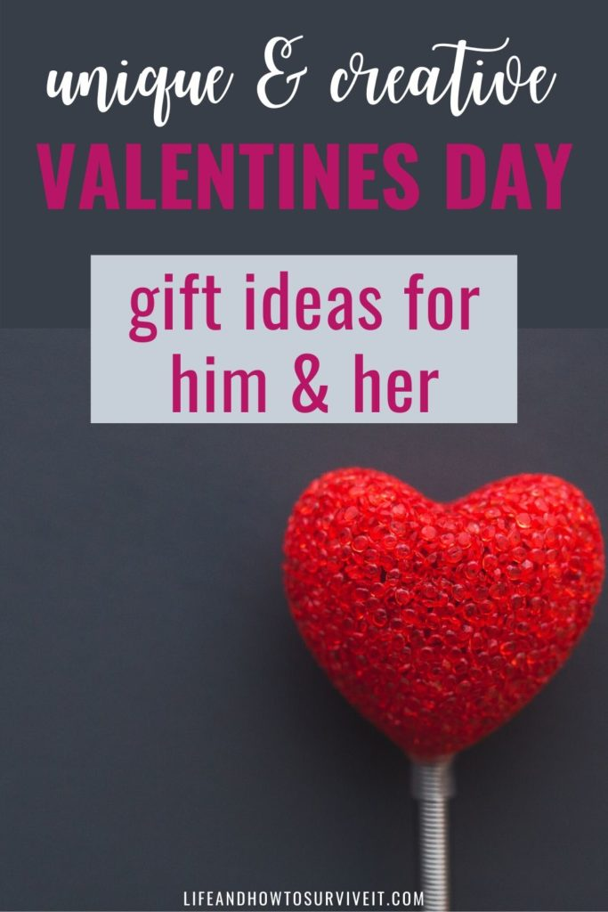 Easy but original Valentines Day ideas for him and her