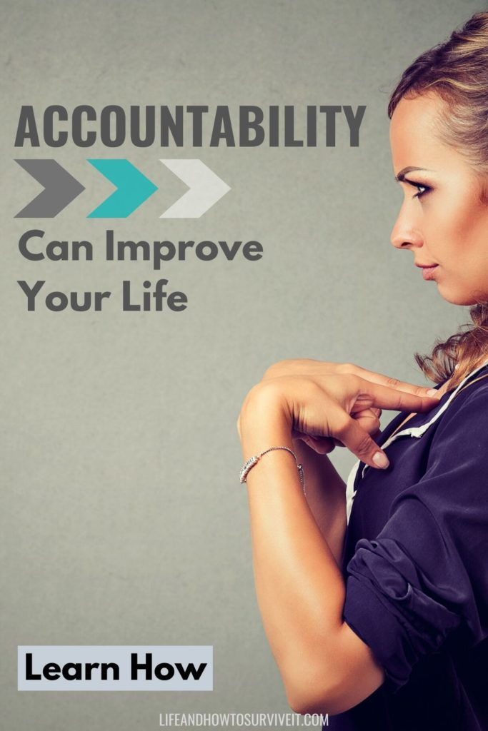 accountability can improve your life - learn how
