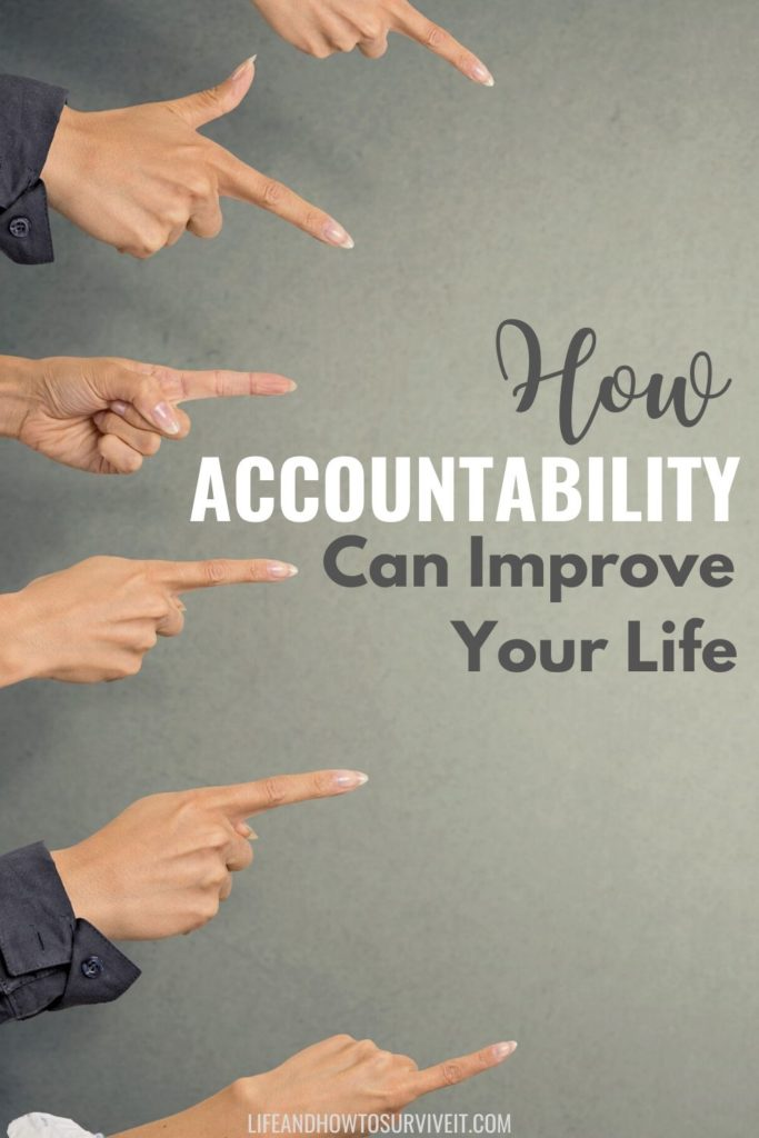 how accountability can improve your life