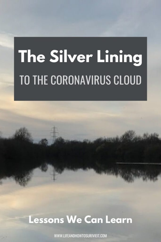 The silver lining to the coronavirus cloud: