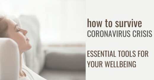how to survive the Coronavirus Crisis
